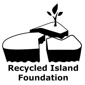 Recycled islands